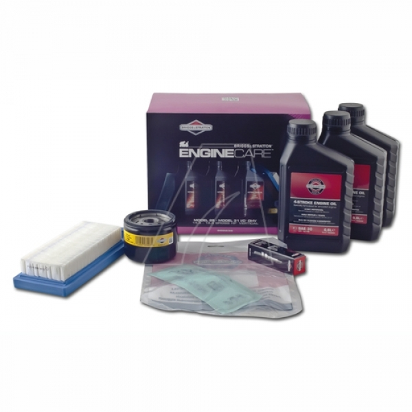 Briggs Stratton and Stratton Tune Up Kit Modell 28 & 31 I/C OHV, 14,5-18,5 PS
