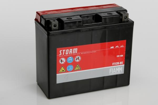 Fiamm FT12B-BS Storm AGM Batterie 12V - 11Ah